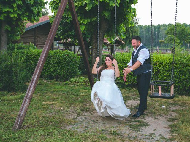 Il matrimonio di Alessandro e Alessandra a Cardano al Campo, Varese 244