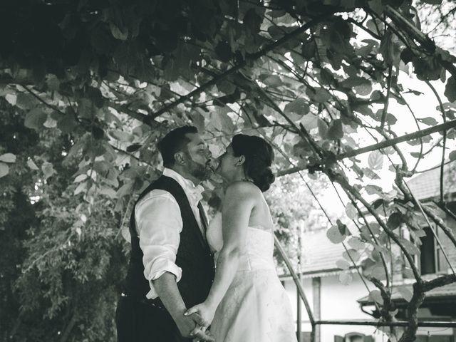 Il matrimonio di Alessandro e Alessandra a Cardano al Campo, Varese 2