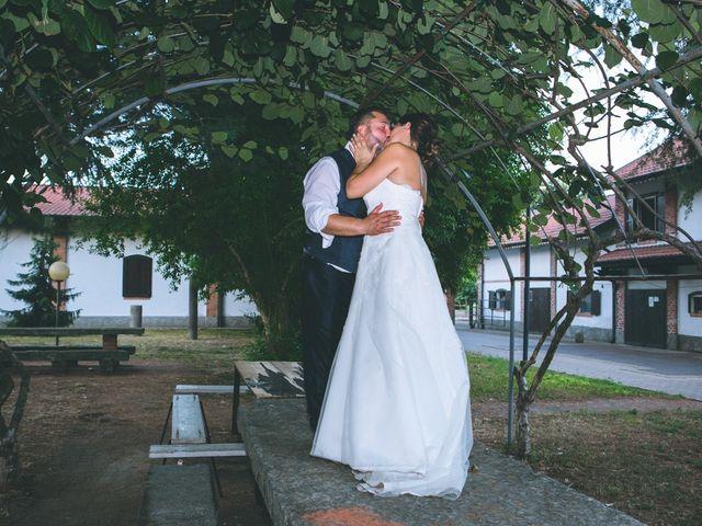 Il matrimonio di Alessandro e Alessandra a Cardano al Campo, Varese 247