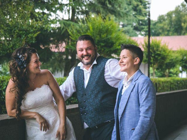Il matrimonio di Alessandro e Alessandra a Cardano al Campo, Varese 249