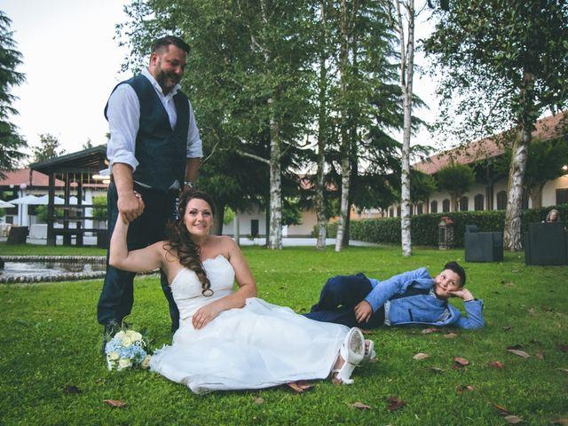 Il matrimonio di Alessandro e Alessandra a Cardano al Campo, Varese 250