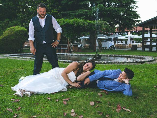 Il matrimonio di Alessandro e Alessandra a Cardano al Campo, Varese 251
