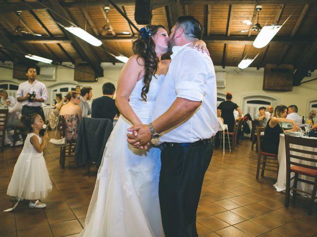 Il matrimonio di Alessandro e Alessandra a Cardano al Campo, Varese 254