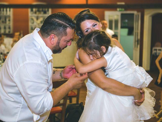 Il matrimonio di Alessandro e Alessandra a Cardano al Campo, Varese 267
