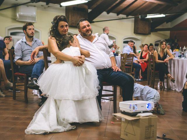 Il matrimonio di Alessandro e Alessandra a Cardano al Campo, Varese 276