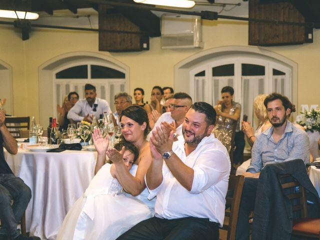 Il matrimonio di Alessandro e Alessandra a Cardano al Campo, Varese 277