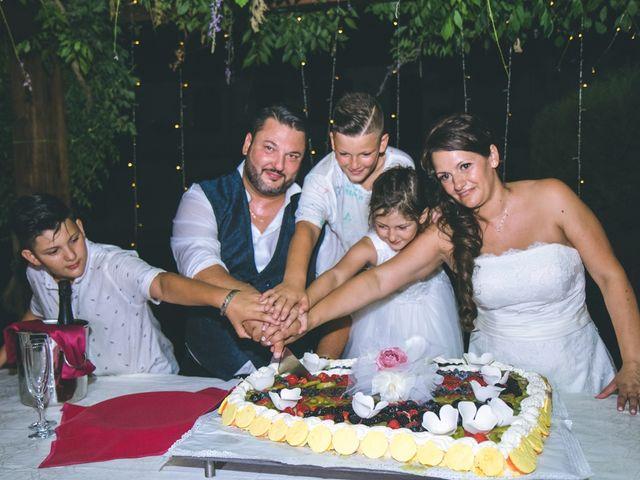 Il matrimonio di Alessandro e Alessandra a Cardano al Campo, Varese 286