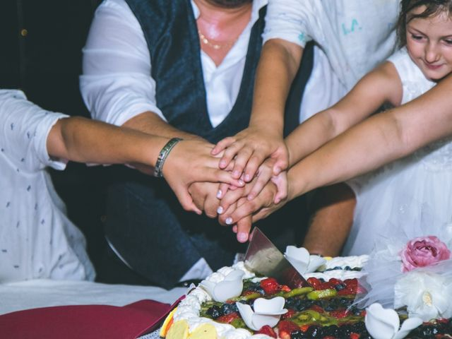 Il matrimonio di Alessandro e Alessandra a Cardano al Campo, Varese 287