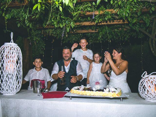 Il matrimonio di Alessandro e Alessandra a Cardano al Campo, Varese 290
