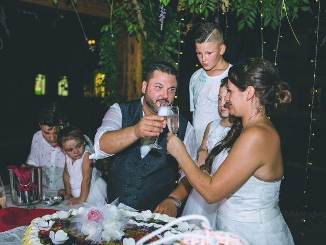 Il matrimonio di Alessandro e Alessandra a Cardano al Campo, Varese 291