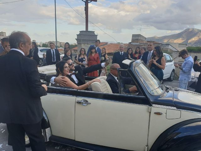 Il matrimonio di Roberta  e Alessio a Palermo, Palermo 3