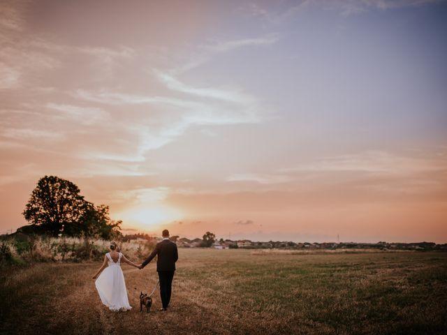 Le nozze di Giulia e Ilario