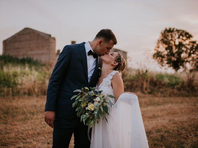 Il matrimonio di Ilario e Giulia a Roma, Roma 1