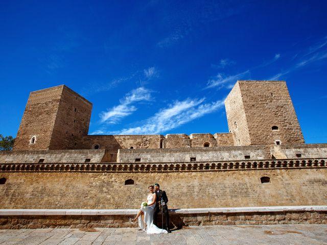 Il matrimonio di Antonella e Paki a Bari, Bari 43