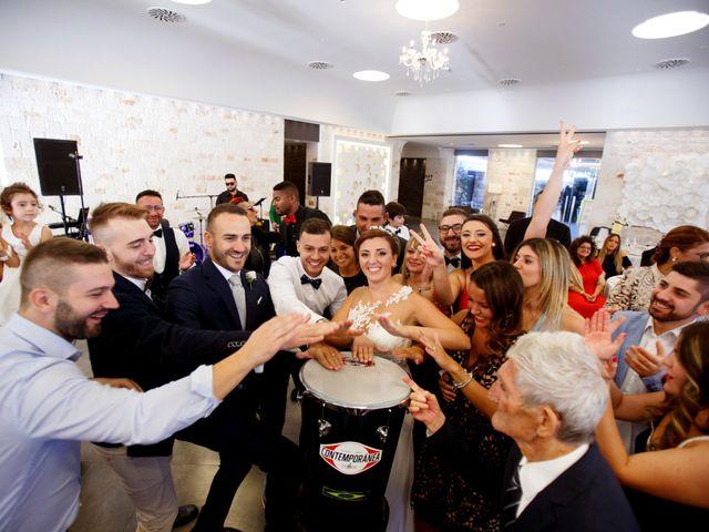 Il matrimonio di Antonella e Paki a Bari, Bari 51