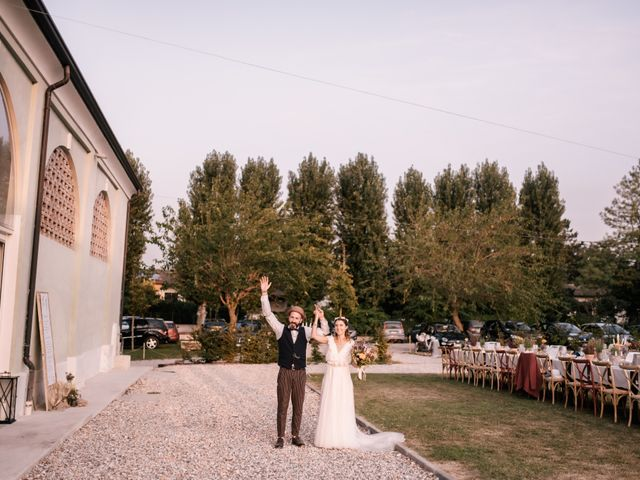 Il matrimonio di Fabio e Barbara a Mantova, Mantova 87