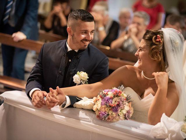Il matrimonio di Riccardo e Silvia a Pisa, Pisa 26