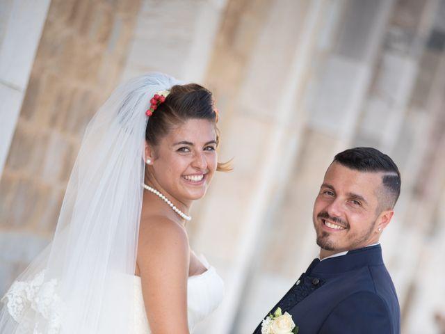 Il matrimonio di Riccardo e Silvia a Pisa, Pisa 27