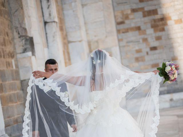 Il matrimonio di Riccardo e Silvia a Pisa, Pisa 28
