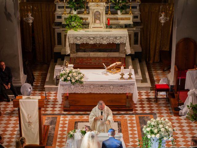 Il matrimonio di Riccardo e Silvia a Pisa, Pisa 37