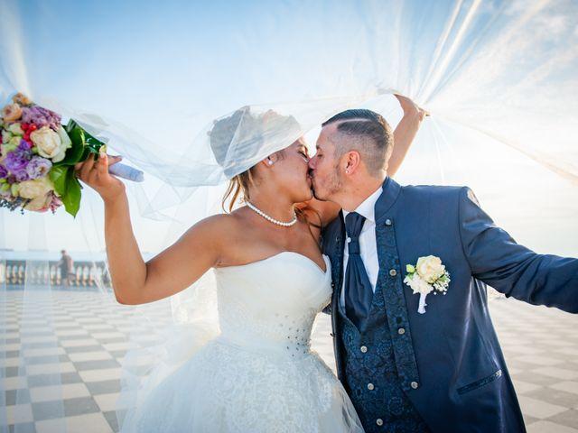 Il matrimonio di Riccardo e Silvia a Pisa, Pisa 40