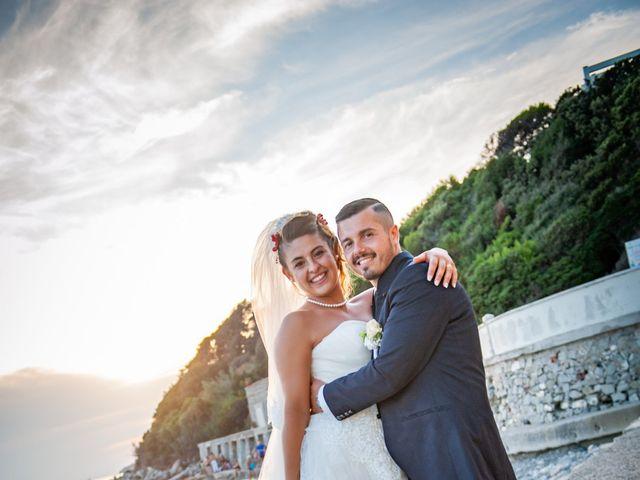 Il matrimonio di Riccardo e Silvia a Pisa, Pisa 43