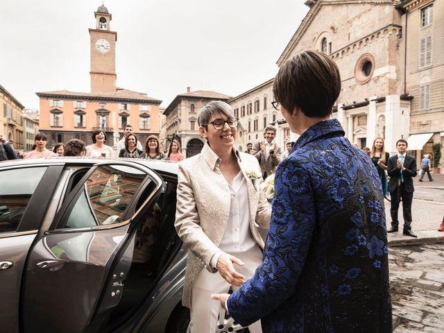 Il matrimonio di Monica e Alice a Reggio nell'Emilia, Reggio Emilia 7
