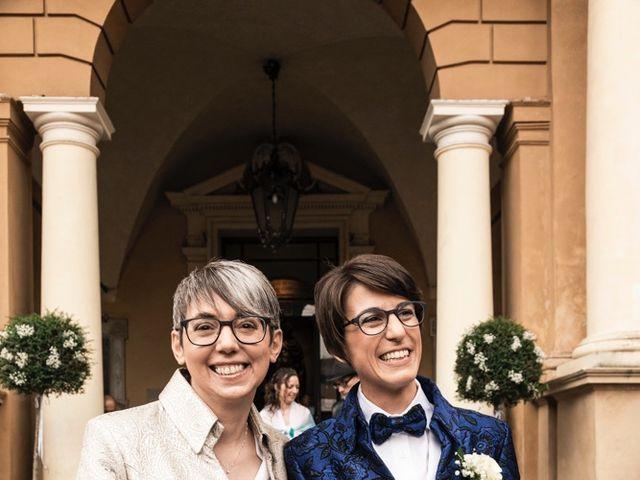 Il matrimonio di Monica e Alice a Reggio nell'Emilia, Reggio Emilia 8