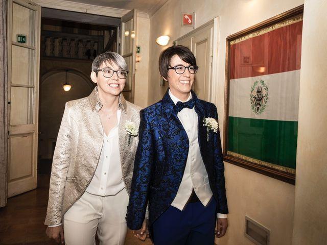 Il matrimonio di Monica e Alice a Reggio nell'Emilia, Reggio Emilia 13