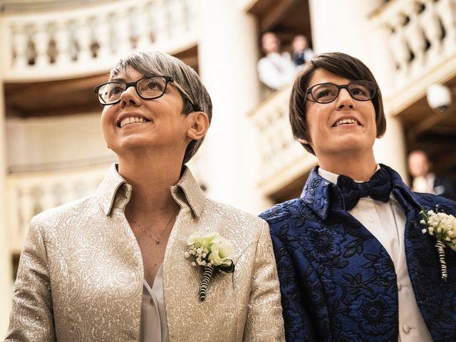 Il matrimonio di Monica e Alice a Reggio nell'Emilia, Reggio Emilia 16