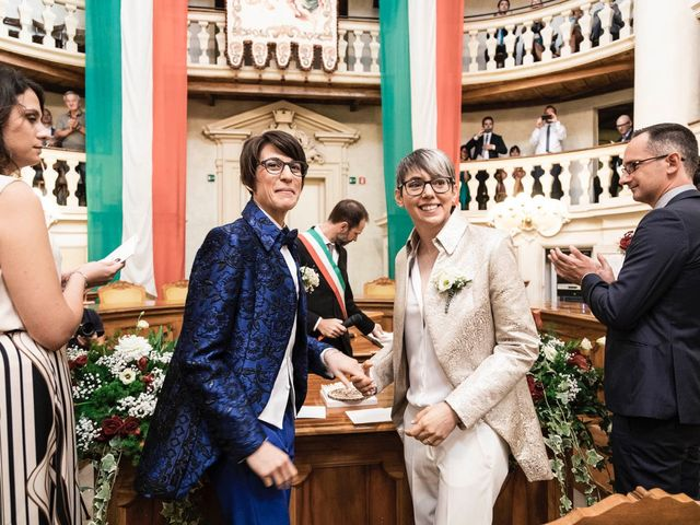 Il matrimonio di Monica e Alice a Reggio nell'Emilia, Reggio Emilia 17