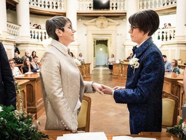 Il matrimonio di Monica e Alice a Reggio nell'Emilia, Reggio Emilia 22