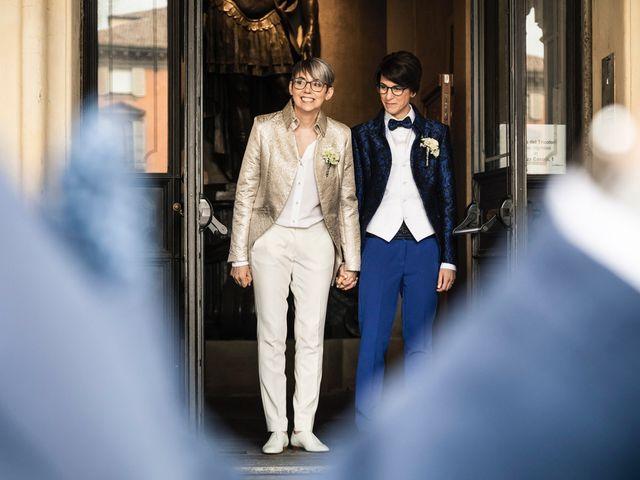 Il matrimonio di Monica e Alice a Reggio nell'Emilia, Reggio Emilia 23