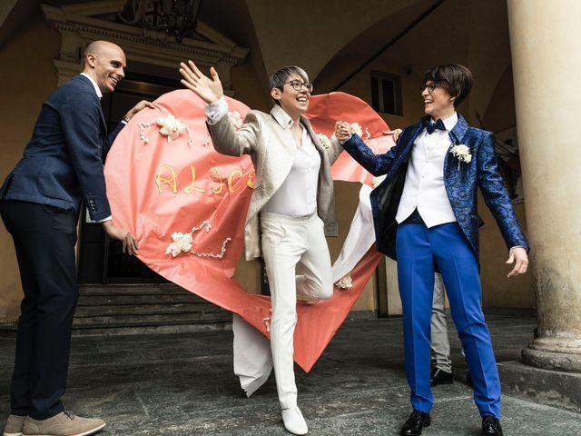 Il matrimonio di Monica e Alice a Reggio nell'Emilia, Reggio Emilia 24