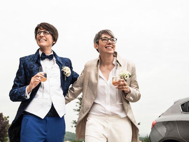 Il matrimonio di Monica e Alice a Reggio nell'Emilia, Reggio Emilia 30