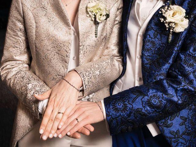 Il matrimonio di Monica e Alice a Reggio nell'Emilia, Reggio Emilia 35