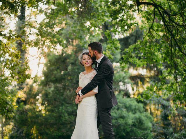 le nozze di Elisa e Fabrizio