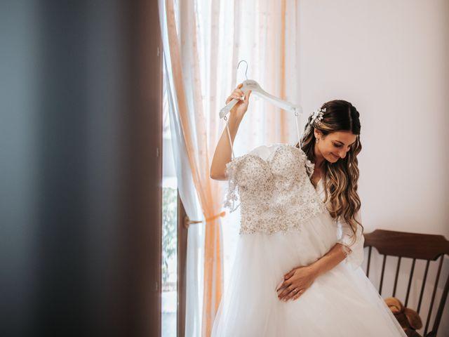 Il matrimonio di Debora e Enrico a Olcenengo, Vercelli 20