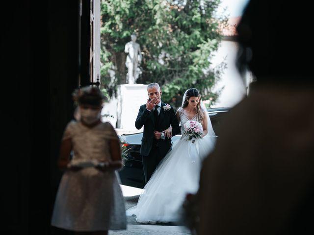 Il matrimonio di Debora e Enrico a Olcenengo, Vercelli 24