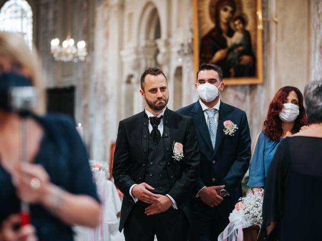 Il matrimonio di Debora e Enrico a Olcenengo, Vercelli 25