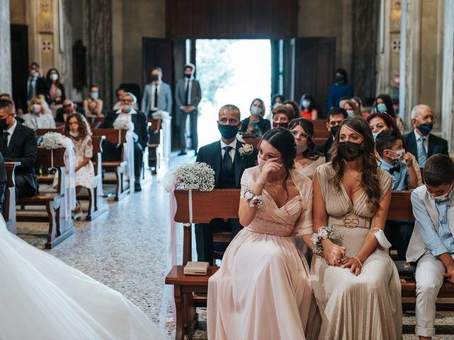 Il matrimonio di Debora e Enrico a Olcenengo, Vercelli 28
