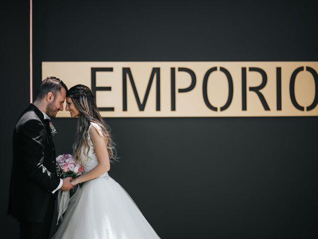 Il matrimonio di Debora e Enrico a Olcenengo, Vercelli 31