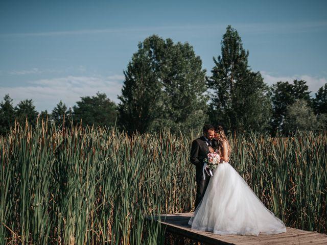 Il matrimonio di Debora e Enrico a Olcenengo, Vercelli 37