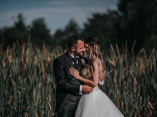 Il matrimonio di Debora e Enrico a Olcenengo, Vercelli 39