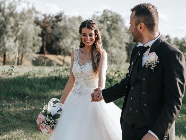 Il matrimonio di Debora e Enrico a Olcenengo, Vercelli 41