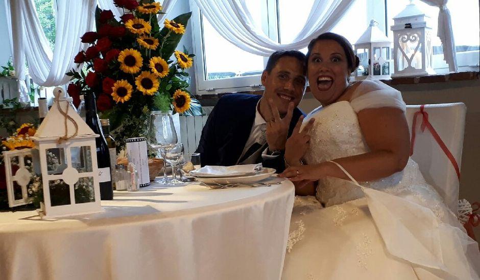 Il matrimonio di Alessia e Manuel a Cesate, Milano