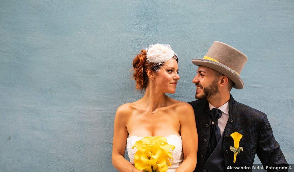 Il matrimonio di Davide e Brunella a Trieste, Trieste