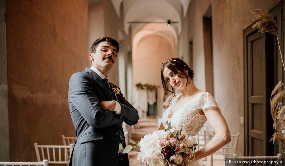 Il matrimonio di Martim e Erica a Grumello Cremonese ed Uniti, Cremona