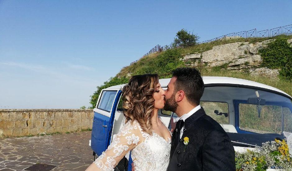 Il matrimonio di Irene e Giuseppe a Enna, Enna