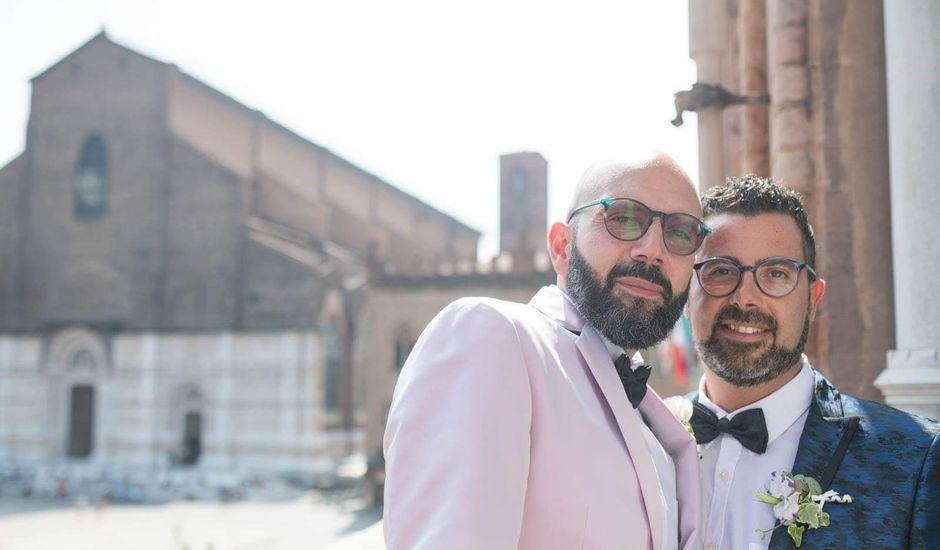 Il matrimonio di Antonello e Luigi a Ozzano dell 'Emilia, Bologna